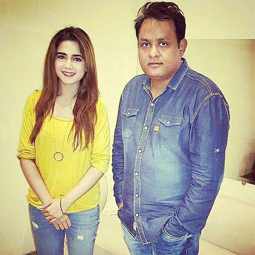 Book Aima Baig